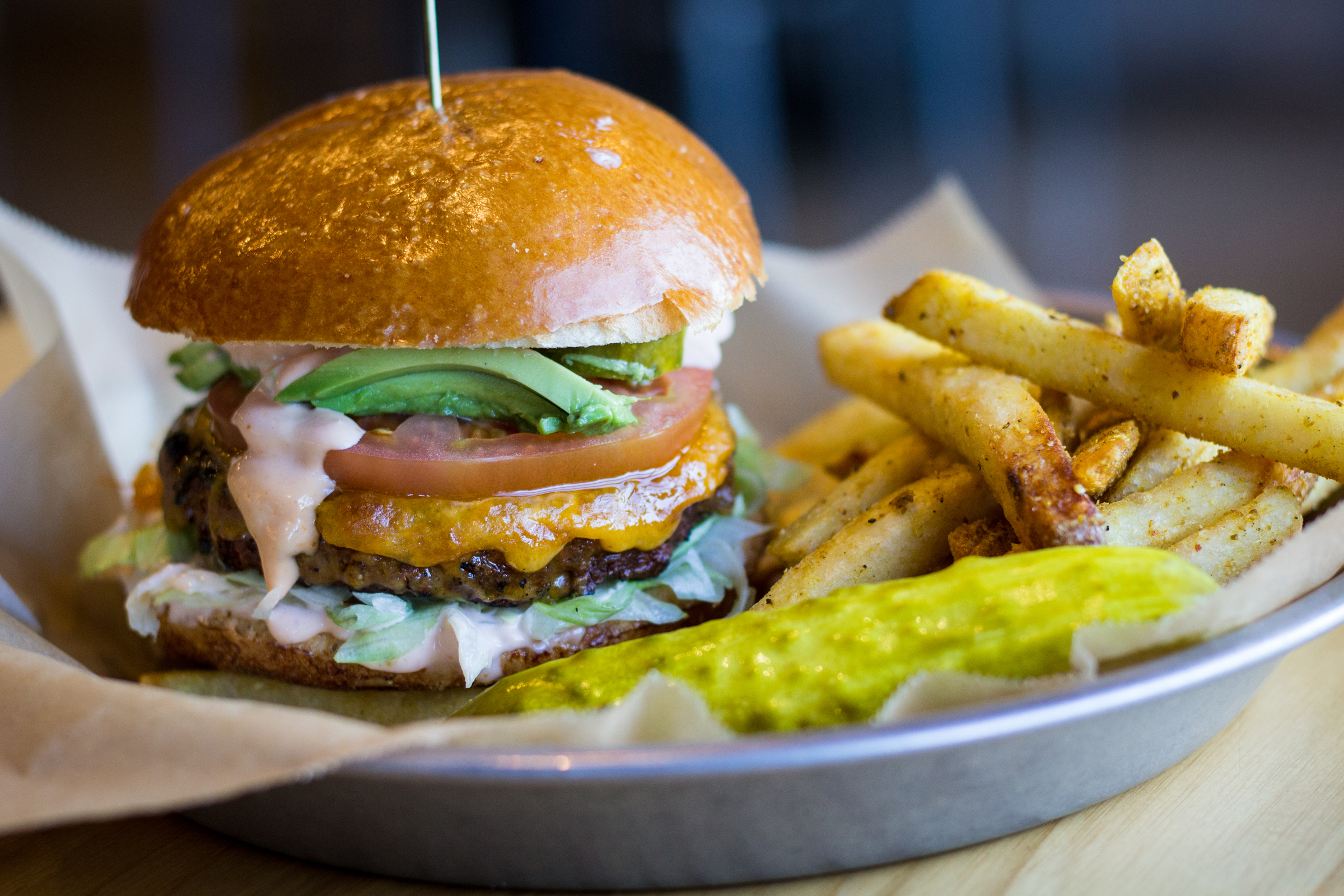 Good City Brewing | Good City voted Best Bar Burger in ...